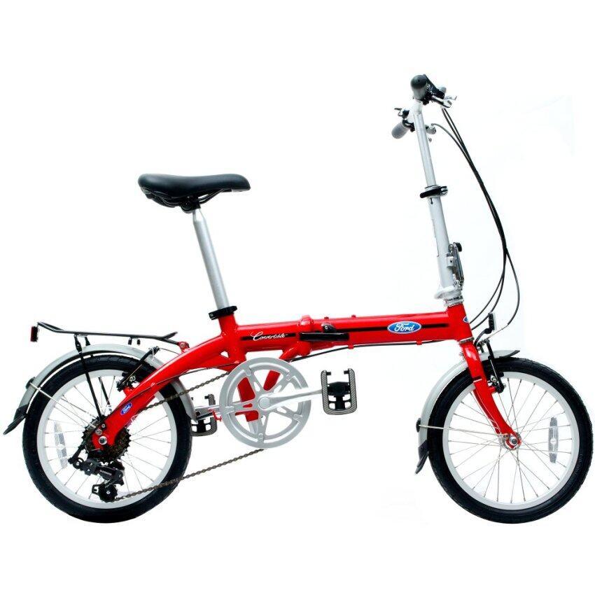 จักรยานพับได้ Ford by Dahon รุ่น Convertible 16