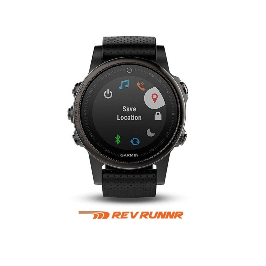 Garmin-Fenix 5s ,SAPPHIRE Black-010-01685-20-F