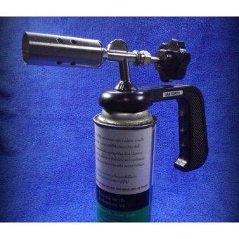 ซื้อ/ขาย GAS Torch NO.2418หัวพ่นไฟ หัวพ่นไฟทำอาหาร หัวพ่นไฟแต่งหน้าขนมเค้ก ทำซูชิ หัวเป่าแก๊ส หัวพ่นแก๊ส หัวเป่าไฟ หัวพ่นไฟแก๊สกระป๋อง หัวพ่นไฟความร้อนสูง หัวไฟแช็คหัวฟู่ใหญ่ หัวพ่นไฟจุดเตาถ่าน แค้มปิ้ง หัวปืนพ่นไฟ ใช้งานเอนกประสงค์