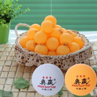 Harga PAlight 10pcs/lot Table Tennis Balls 3-Star 40mm Sports Ping Pong Balls Toys - intl