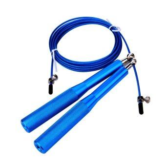 Harga Metal Boxing/Gym/Jumping/Speed/Exercise/Fitness Jump Gym Skipping Rope - intl