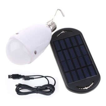 Harga Tent Light With Solar Panels - Intl