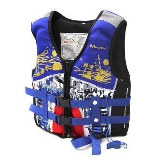 Harga Kids Life jackets Child Swimming vest Drift vest - intl