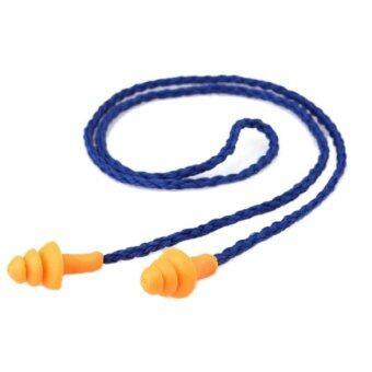 แผ่นซิลิโคนอุดหูนุ่มหูที่อุดหูซ้ำการป้องกัน - Intl