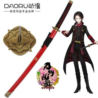 ซื้อ/ขาย JAPAN ดาบซามูไร คาตานะ KATANA SAMURAI SWORD ( HATTORI HANZO ) สำหรับวางตั้งโชว์