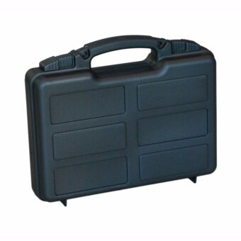 Harga กล่องปืน Lockable Pistol Case With Pre-Cut Foam