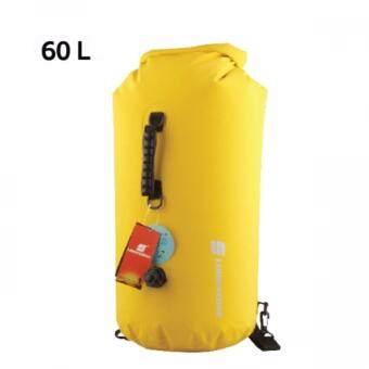 ซื้อ/ขาย กระเป๋ากันน้ำ LUCKSTONE ขนาด 60 ลิตร - สีเหลือง