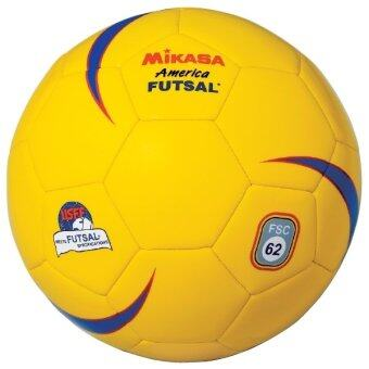 MIKASA ฟุตซอล Futsal MKS TPU รุ่น FSC62Y