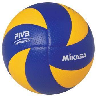 MIKASA วอลเลย์บอล Volleyball MKS PU MVA200 FIVB ใช้ในการแข่งขันซีเกมส์ 2017