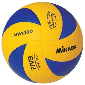 MIKASA วอลเลย์บอล Volleyball MKS PU MVA300 FIVB