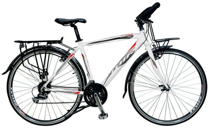 MIR จักรยาน รุ่น ADVENTURE 700C 24SPEED (สีขาว)