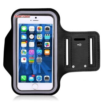 Mobile Phone Armband Bag Sports Running Jogging Gym Armband Arm Band Case Cover Holder for iPhone 6Plus Smart Phone - intl