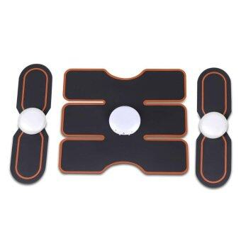 Muscle Training Gear Pad Abs Fit & Body Fit Replacement GelSheet Shape Fitness - intl