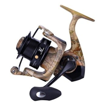 NBS Spinning Fishing Reel AFS 12+1BB Lure Reel DistantCarpReels(AFS7000)   - intl