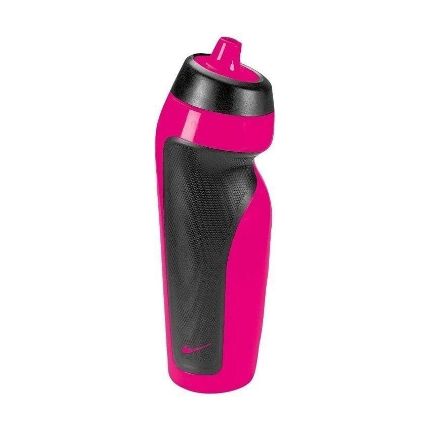 check ราคา NIKE กระบอกน้ำ Sport Water Bottle 23905 (Pink) 600ml (20oz)