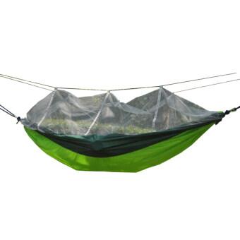 Outdoor CampingHammock(Green) - 4