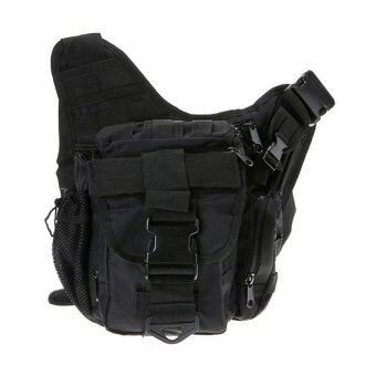 Outdoor Sport Camping Trekking Bag Military Tactical Backpack SportBag Pouch - intl