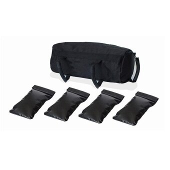 PAlight Fitness Weightlifting Sandbag With 4 Pcs Small Sand BagAdjustable Weight Fight Bag - intl