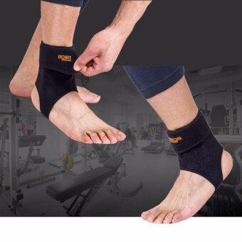 ปลอกรัดหุ้มพยุงข้อเท้าป้องกันและบรรเทาอาการบาดเจ็บข้อเท้า/กล้ามเนื้อข้อเท้า/ขณะที่เล่นกีฬา/เล่นฟิตเนส/ยกของหนัก/ยืนหรือเดินเป็นเวลานาน