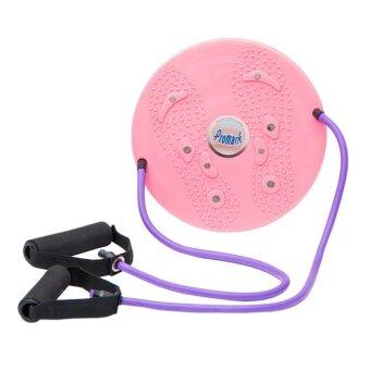Promark จานทวิส มีเชือก Twister with Rope (Pink)
