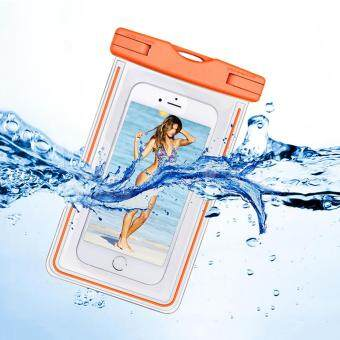 QNIGLO Water Proof, Dust Dirt Proof, Snow Proof Dry Bag for Cell Phone