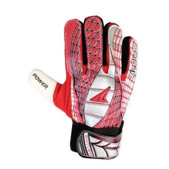 ซื้อ/ขาย SPORTLAND Spider Goal Keeper Gloves No.8 - Red/Silver