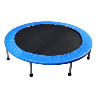 SPORTLAND แทมโปลีน Trampoline ขนาด 48 นิ้ว - Blue/Black
