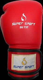 Harga SUPERSPORT ��������� ������������������ ������������ PU Boxing Gloves 16 Oz. ������������ SU737 -���������������