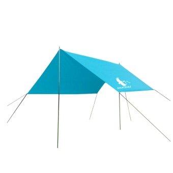 T-EVERGREEN MOUNT EAGLE ฟลายชีท (สีฟ้า)