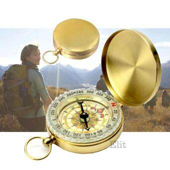 ราคา TML เข็มทิศ สีทองสุดคลาสสิค Classic Compass (Gold)