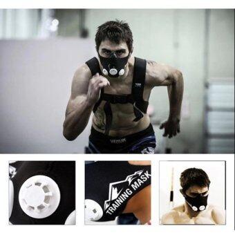 Training Mask Elevation 2.0 หน้ากากออกกำลังกาย Size L (image 2)
