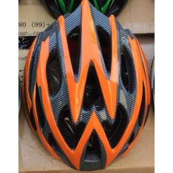 2561 Wheelcology HN 628 outmold หมวกจักรยาน เอาท์โมลด์ พร้อมที่บังแดด