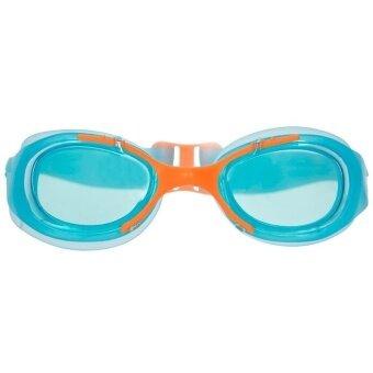 ราคา แว่นตาว่ายน้ำ XBASE JUNIOR (สีฟ้า/ส้ม)