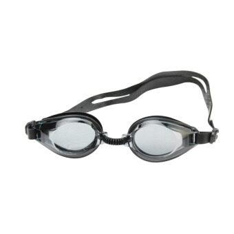 YBC ว่ายน้ำแว่นตาว่ายน้ำ Duarble จำเป็นสำหรับผู้ใหญ่สีดำ