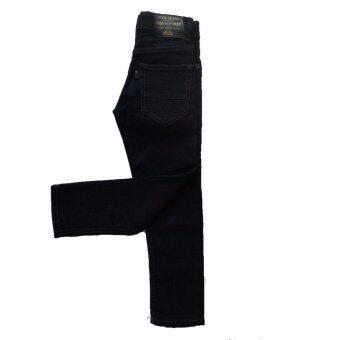 กางเกงยีนส์ขายาวสีดำ ไซด์ 12 - 3