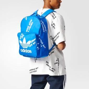 โปรโมชั่นพิเศษ Adidas กระเป๋าสะพาย Classic Graphic Backpack ขนาด 30x44x16 cm.
