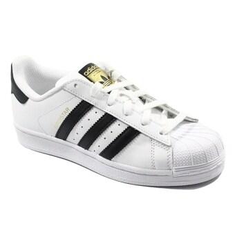 adidas รองเท้า SUPERSTAR รุ่น C77124 (White)