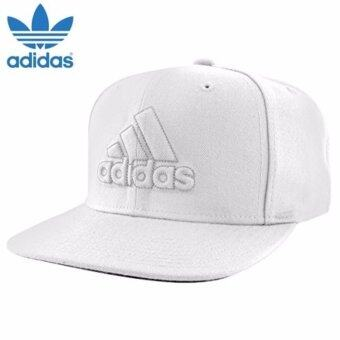 ADIDAS TRAINING DAYBREAKER SNAP-BACK HAT BA2496 (White)