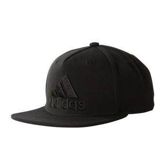 Adidas หมวก อดิดาส Women Cap Flat Logo S97604 BK (750)