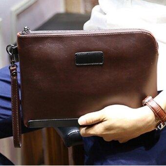 ต้องการขาย Afterthat กระเป๋าถือ แบบหนัง รุ่น JDA11
