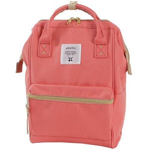 d17ece95a9 ANELLO MINI POLYESTER CANVAS RUCKSACK (Coral Pink)