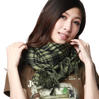 Army Training Tactical Scarf Outdoor CamouFlage Hunting ShawlMilitary Combat Cycling Windproof Scarves