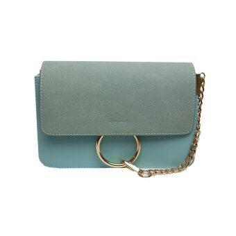 อยากขาย Bag Sistar กระเป๋าสะพายข้าง รุ่น Iris (สีฟ้า)