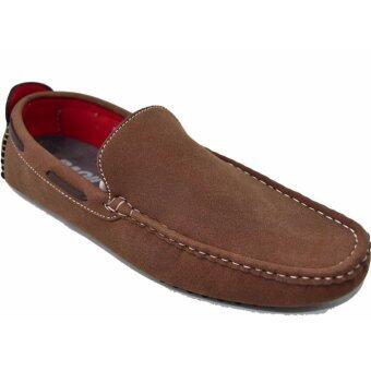 Baoji รองเท้าคัทชูชายBaoji รุ่น BK5059(Brown)