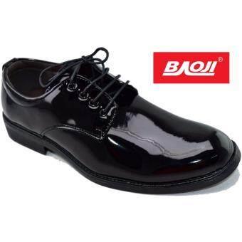 Baoji รองเท้าคัทชูชายBaoji รุ่นBJ3439 (สีดำ)