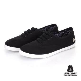 Bata Starwars รองเท้าผู้หญิง ผ้าใบ EXCLUSIVE COLLECTION สี ดำ รหัส 5296616 - 4