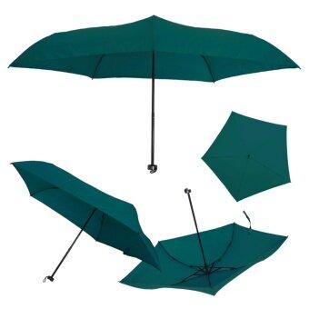 BGG UV Cut Air Folding umbrella ร่ม ร่มพับ กัน uv น้ำหนักเบาพิที่สุดในโลก (เขียว)