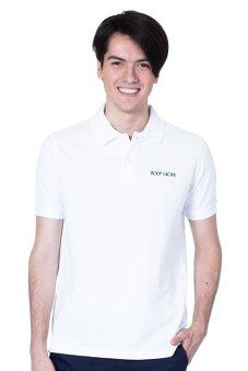 Harga Body Glove Basic Logo Polo Men ( White )