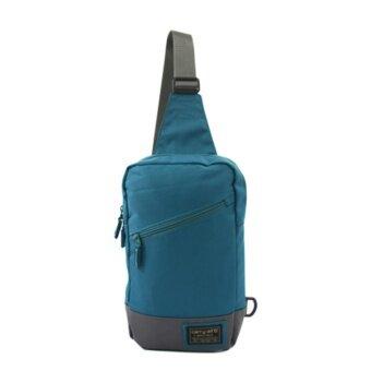 Carry-All กระเป๋าสะพายพาดลำตัว รุ่น14250#สีเขียว