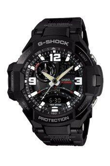 ต้องการขาย Casio G-shock นาฬิกาข้อมือชาย สีดำ สายซิริโคน รุ่น GA-1000FC-1ADR